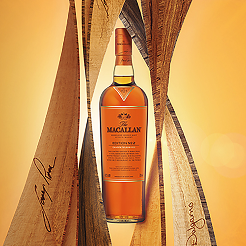The Macallan Edition No. 2: Inspiring Creations